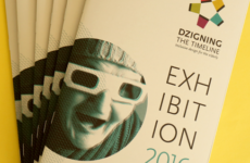 Dzigning the Timeline – Brochure