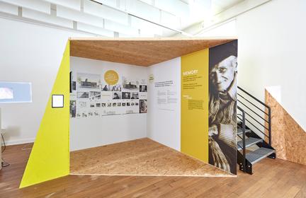 Dzigning the timeline – Exhibition